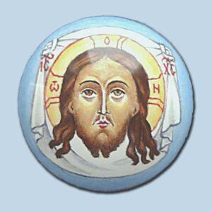 Иконы и портреты на заказ в технике финифти, наперсный крест купить, вставка крест финифть