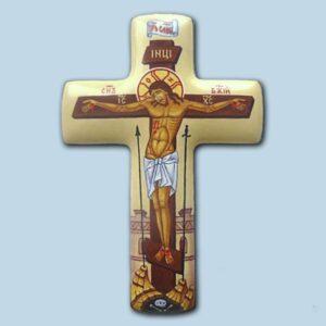 Иконы и портреты на заказ в технике финифти, наперсный крест купить, крест иерейский