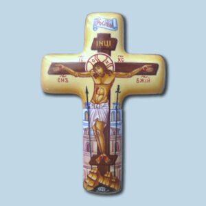 Иконы и портреты на заказ в технике финифти, наперсный крест купить, иерейский крест